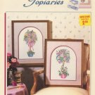 Marion Parker Topiaries Cross Stitch Leaflet - Color Charts Volume #00903
