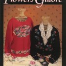 Flowers Galore Duplicate Stitch Patterns - Symbol of Excellence Item #254