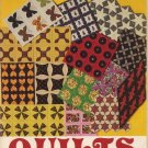 Envelope Patchwork Quilts Pattern Book #128