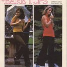 Bare Tops - 2 to Crochet, 2 to Knit - American Thread Dawn Yarn Booklet 702