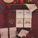 Folk Art Towels - Hotspot House Cross Stitch Leaflet 34