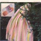 Awning Stripe Afghan Pattern