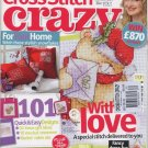 CrossStitch Crazy UK Magazine November 2009, Issue 130