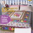 Fons & Porter's Love of Quilting Magazine March/April 2010