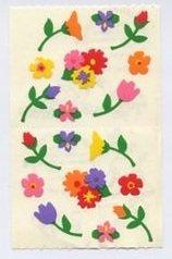 Mrs Grossman's Small Flowers Sticker #8O