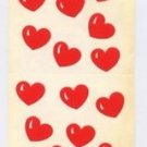 Mrs Grossman's Small Red Heart Stickers 6D