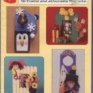 Simply Adorable! 16 Frame and aDoorable Projects Designs by Jolene Hall 6014