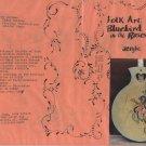 Mary Hegg Pattern - Folk Art Bluebird in the Roses - Acrylic