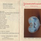 Bobbie Takashima Pattern - Sweetheart Door Harp - Acrylic - Tole