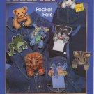 Zweigart AidaPlus Pocket Pals Cross Stitch Pattrns 4756