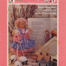 Bo Peep - Crochet Story Book Outfit Book FCM313