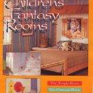Letting Dreams Soar Children's Fantasy Rooms Book