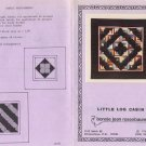 Bonnie Jean Rosenbaum - Little Log Cabin Quilt Pattern LC401