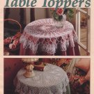 Heirloom Table Toppers - Leisure Arts Crochet Leaflet 2505