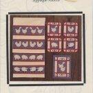 Fabricraft Kitchen Accents Applique Pattern 604
