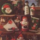 Crochet for Christmas - Leisure Arts Leaflet 81