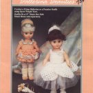 Ballerina Beauties - Crochet Doll Book FCM274