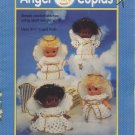 Angel Cupids - Crochet Doll Book FCM299