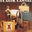 Needlepoint Totes For Plastic Canvas Leaflet 173 Leisure Arts