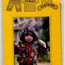 Birch Street Clothing Pattern - Reversiable Jacket 2-12 years - Uncut