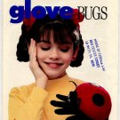 Lady Bug Glove Bugs Butterick Pattern 4973 Uncut