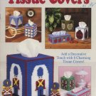 Plastic Canvas Tissue Covers Patterns - The Needlecraft Shop 89PH1