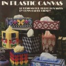 Tissue Cover-Ups in Plastic Canvas Leaflet 1071 Leisure Arts