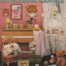 Baby Bears in Plastic Canvas Leaflet 408 Leisure Arts
