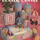 Projects For Baby in Plastic Canvas Leaflet 206 Leisure Arts