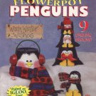 Flowerpot Penguins - Book 17089 by McCall's Creates