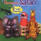 Flowerpot Safari - Book 16035 by McCall's Creates