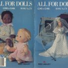 All For Dolls - Coat & Clark Book No. 270 - Crochet and Knit Patterns
