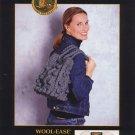 Bobbled Knit Bag Pattern - Item 1199A - Knit Pattern Lion Brand Yarn