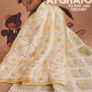 Baby Afghans to Knit and Crochet - Leisure Arts Leaflet 64