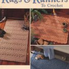 Rugs & Runners To Crochet - Leisure Arts Leaflet 2351