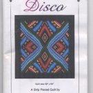 Disco A Strip Pieced Quilt by Dereck C Lockwood - Lockwood Enterprises Pattern 139