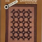 Template Free Quiltmaking by Trudie Hughes Book One - Softcover That Patchwork Place B-86