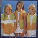 Sirdar Gorgeous Kids Knitting Book 274