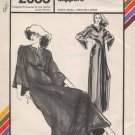 Stretch & Sew 2035 Caftan with Slippers Pattern  - Uncut