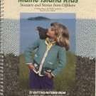 Maine Island Kids - 20 Knitting Pattens from North Island Designs