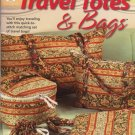 Quilting Travel Totes & Bags - House of White Birches Book 141213