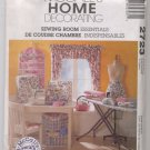 McCall's Home Decorating 2723 Sewing Room Essentials Pattern - Uncut
