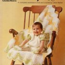 Columbia Minerva For Baby with Love A Wardrobe to Knit & Crochet by Lillian Rather Book 792