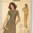 Very Easy Vogue Misses' Dress, Tunic and Pants Pattern 8616 Size 12 Bust 34  - Cut