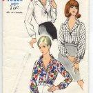 Vogue Patterns Blouse 7228 Size 18 Bust 38 Hip 40 - Uncut