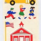 Mrs Grossmans School House Stickers #9A Priamary Colors