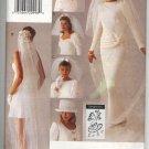 Vogue Accessories Pattern 9183 Bridal Veils & Hat Pattern - Uncut