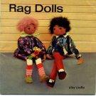 Rag Dolls Book - How to Make Booklet - Herder - Vintage