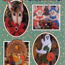 The Needlecraft Shop Holiday Wishes Plastic Canvas Book