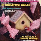 Quick & Easy Plastic Canvas Magazine - Feb/March 1992 - No 16